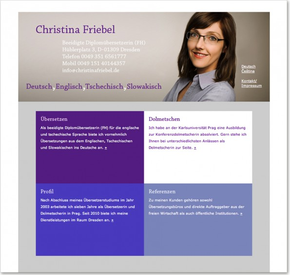 ChristinaFriebel_Webseite