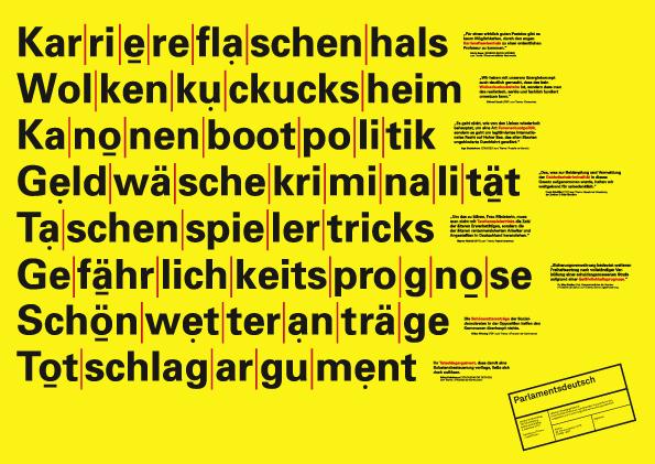 PlakatserieDiplomarbeit_Parlamentsdeutsch